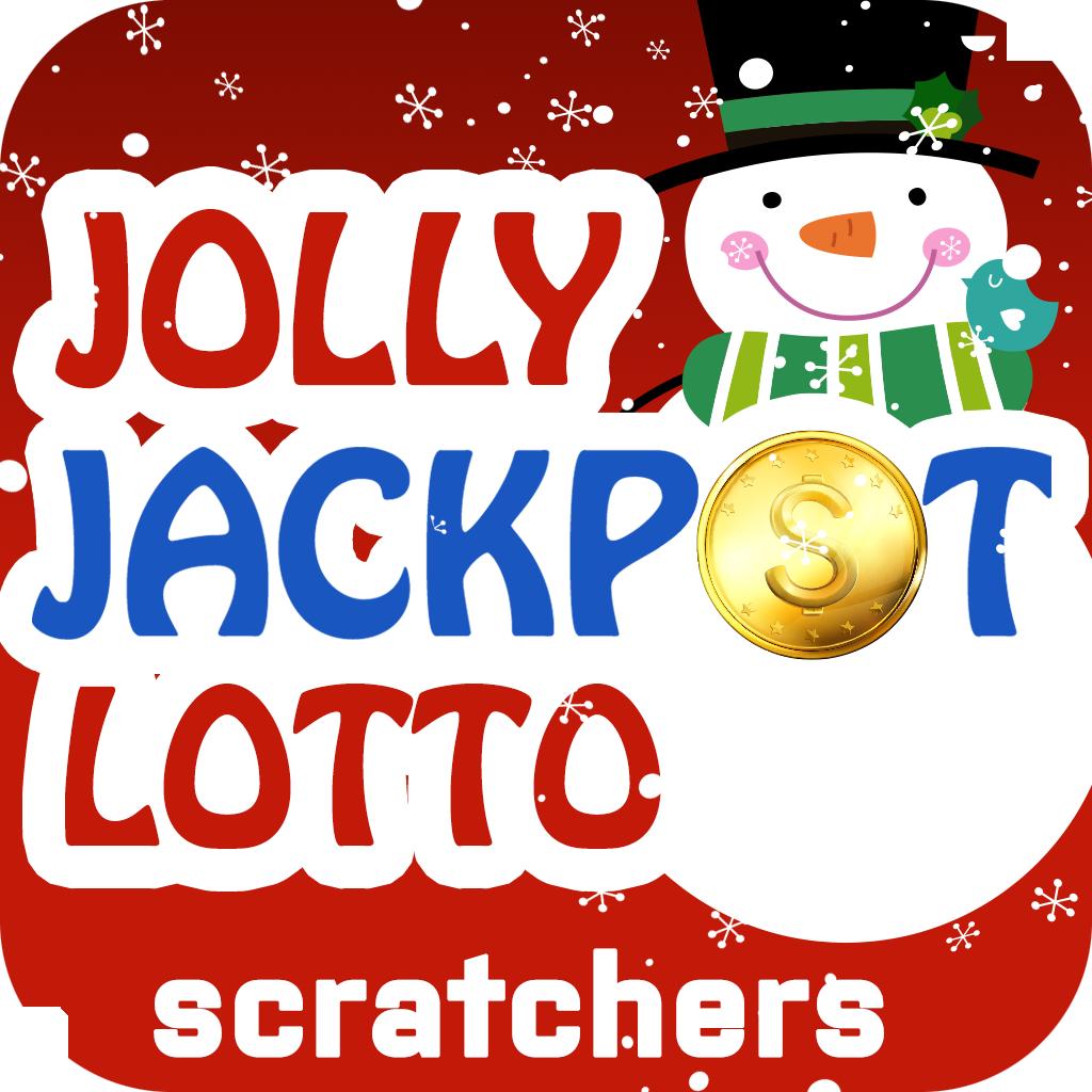 Jolly Jackpot Lotto - Lucky Christmas Scratchers